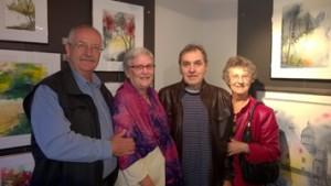 Colin Griffith, Lise, Raymond et Solange