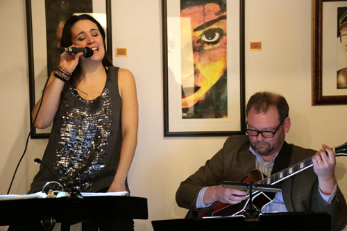 Melanie Cloutier et Rob Martin 2