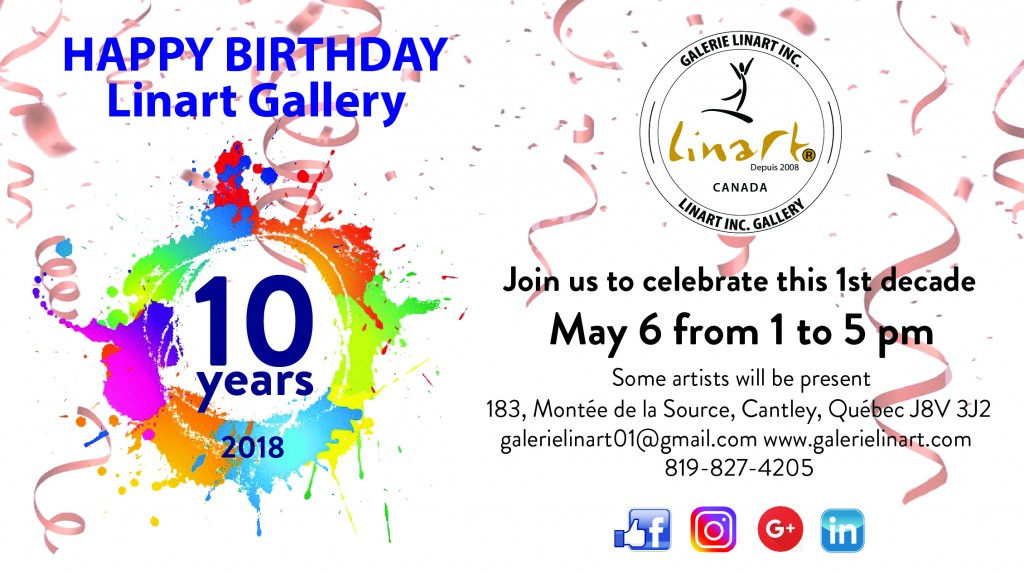 LinartGallery 10 years