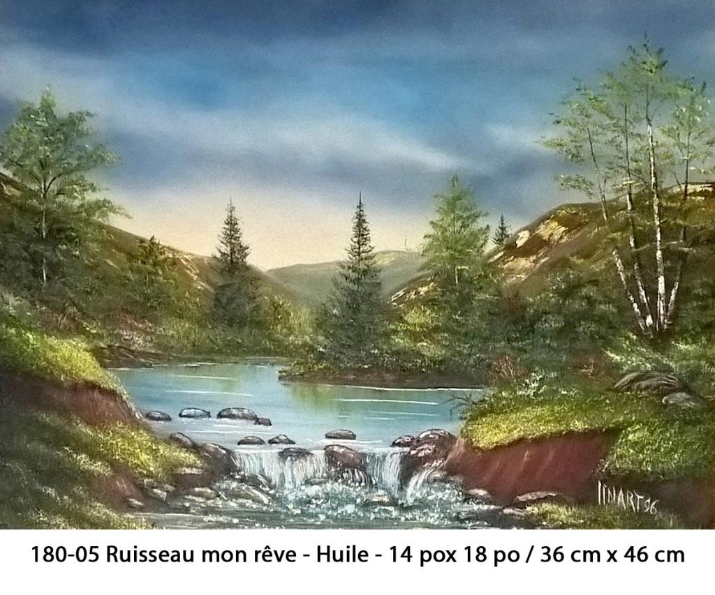 180 05 Ruisseau mon rêve